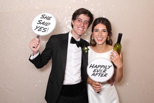Charlotte and Jason's wedding