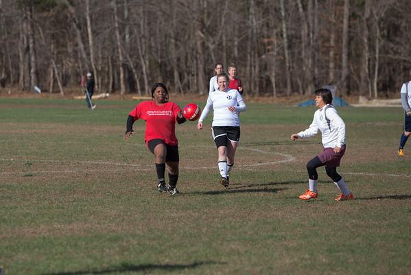 Charlottesville Women's Soccer Fall 2015