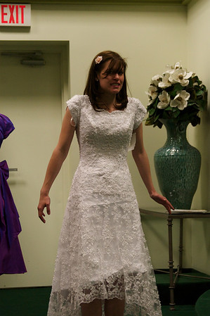 Charlotte–wedding dress shopping