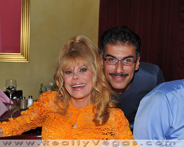 """Photo shoot for making of PBS Special """"The Best Of Entertainment Las Vegas Style"""" starring Charo and Tony Sacca with many famous guest music stars from the past like Bobby Darin   - Order Prints & Download file here. Photos by Mark Bowers. Contact (702) 466-2651. Email - markbowers@cox.net"""