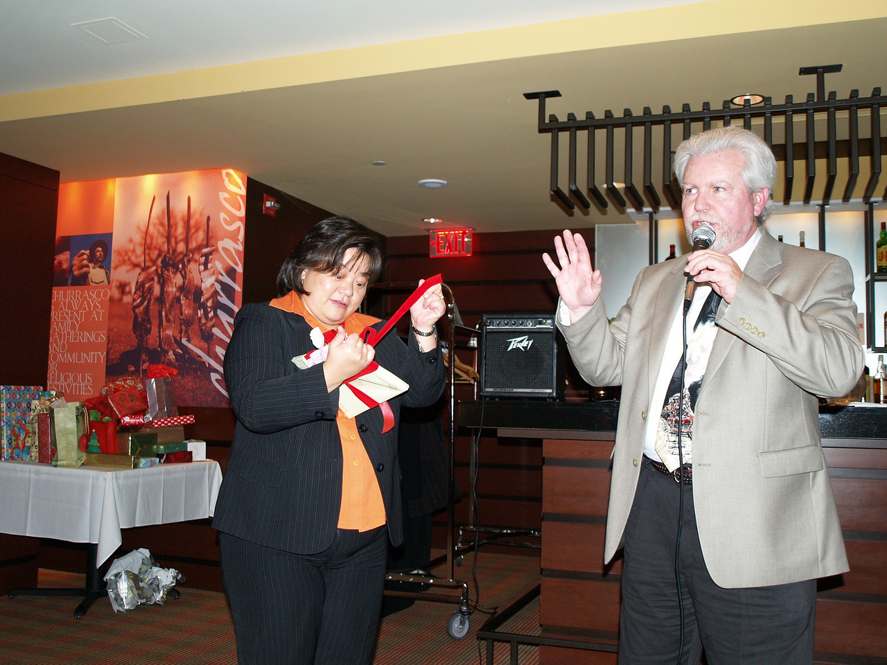 DC CHECKBOOK Magazine Holiday Party at <br /> Fogo De Chao <br /> Date: Thursday, December 11th<br /> Feel free to add your comments!