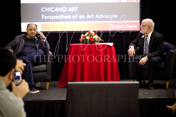 Cheech Marin and Chicano Art at CSUCI