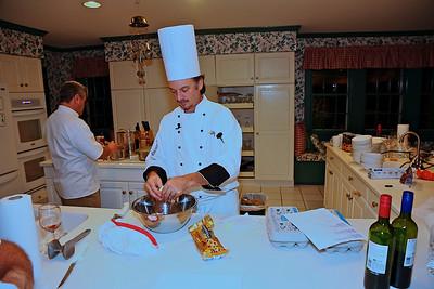 Chef Todd's Weekend Retreat