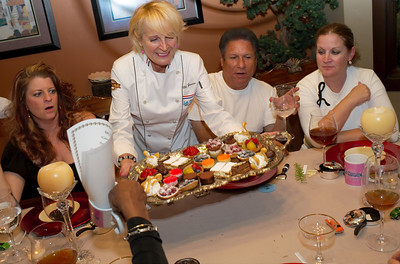 Chef For Kids CFK Charity event dinner in Las Vegas