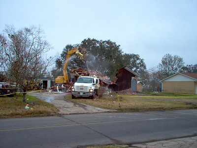 Cherokee - Damage and Final Destruction