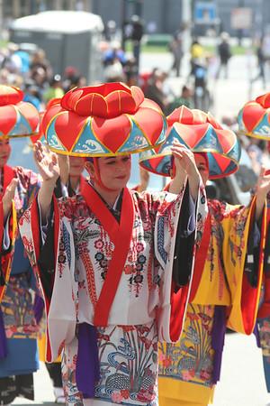 Cherry Blossom Festival-Grande Parade