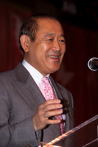 His Excellency Ichiro Fujisaki, Ambassador of Japan