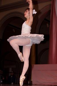 Washington Ballet Studio Company prform during the opening ceremony