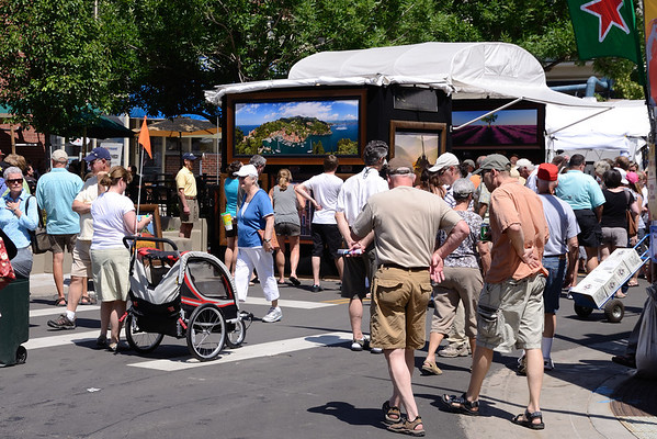 Cherry Creek Arts Festival 2011