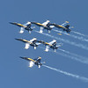 Blue Angels - Cherry Point Air Show, North Carolina