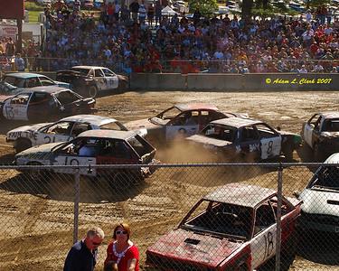 Cheshire Fair 2007