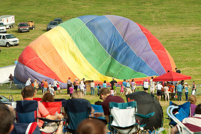 Chester County Balloon Festival 2013