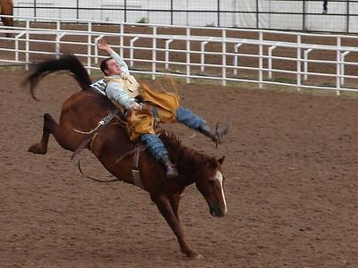 Bareback Riding: