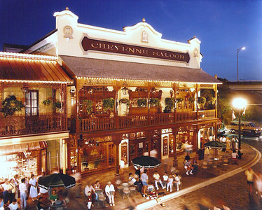 Cheyenne Saloon & Opera House Restoration