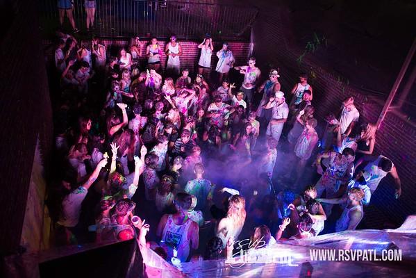 GA Tech Chi Phi Paint Party 2016