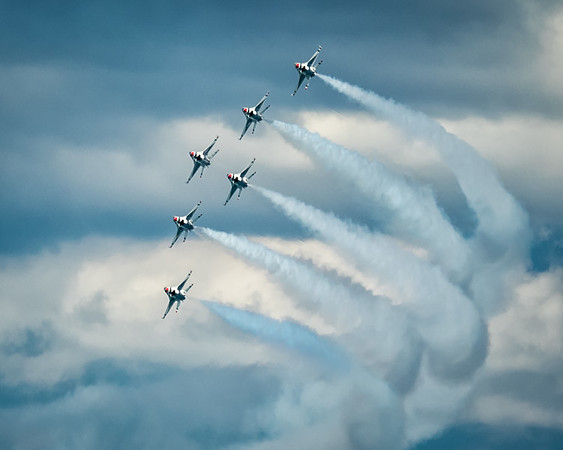 Chicago Air and Water Show 2016
