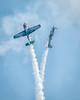 Chicago Air and Water Show 2015; Aerostar aerobatic demo team ; 8x10