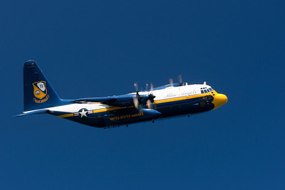 "Blue Angels ""Fat Albert"" C-130 Hercules"