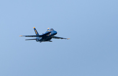 Blue Angels, #6 flyby