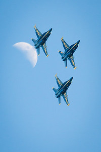 Blue Angels formation, Fly Me to the Moon