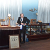 Bro Michael Poll, secretary of Germania #46 and all around knowledge author of all things Freemasonry of New Orleans history!