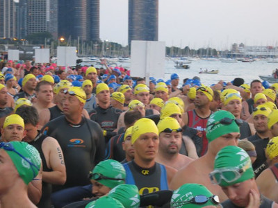 Chicago Triathlon 2013