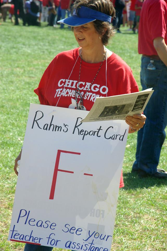 Chicago's Political Satire