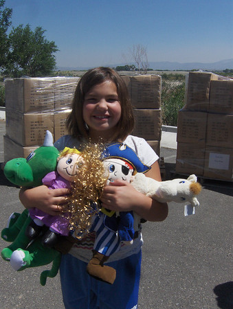 Chico & Concow California Distribution Day