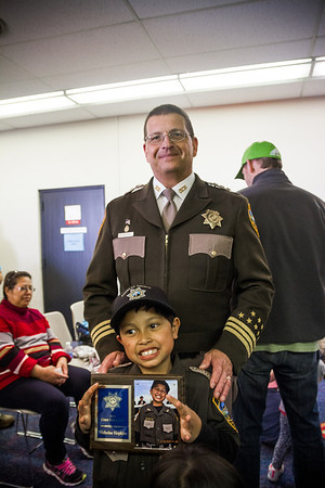 Chief for a Day 2014