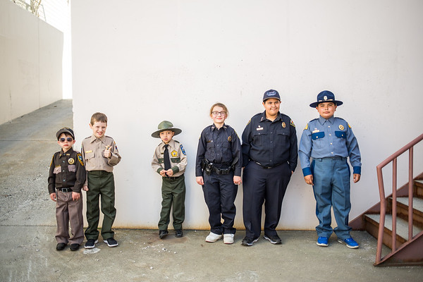 Chief for a Day - Wenatchee 2018