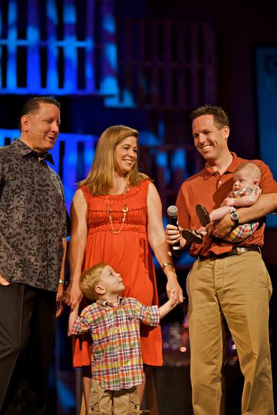 <h3><strong>Ryan & Chiara Hawley</strong></h3> Micah James March 8. 2009