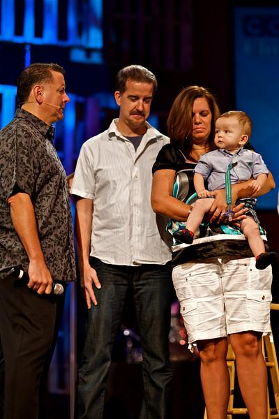 <h3><strong>Paul & Denise Vogel</strong></h3> Justus Brock September 11. 2008