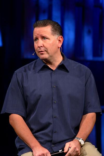 Pastor Mike Fabarez