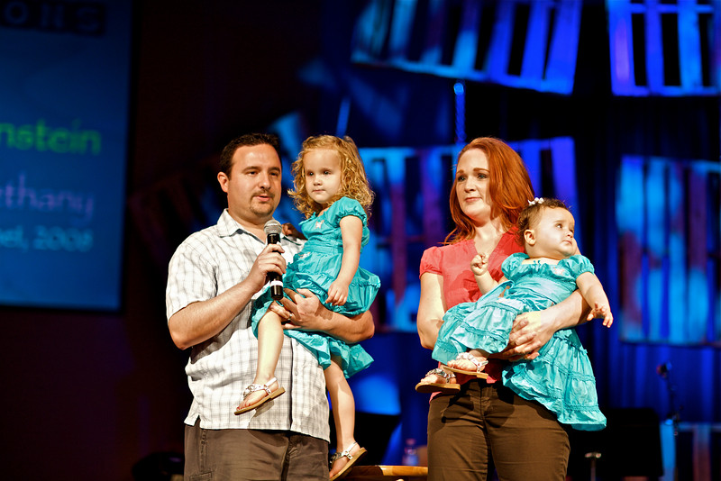 <h3><strong>Jeremy & Rebecca Burnstein</strong></h3> Mikayla Bethany June 1. 2008