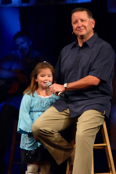 Pastor Mike Fabarez with Stephanie Fabarez