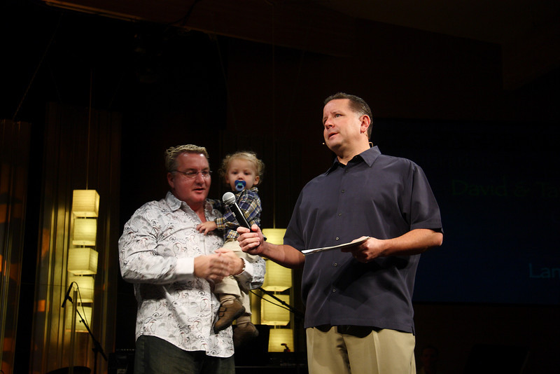 Mike Fabarez with David & Lance Stoll