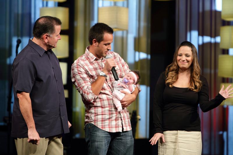 Adam & Amber Fabarez<br /> Grace Catherine<br /> October 15. 2010