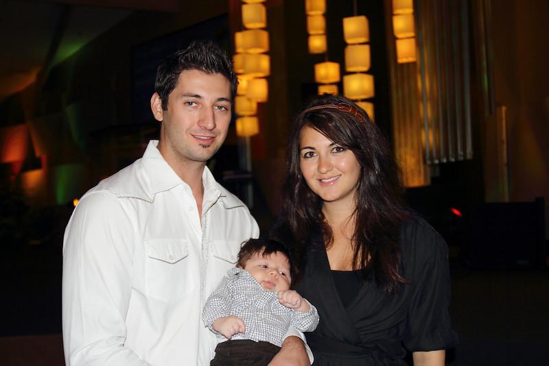 Alice & Andrei Damian<br /> James Andrei<br /> September 5. 2010