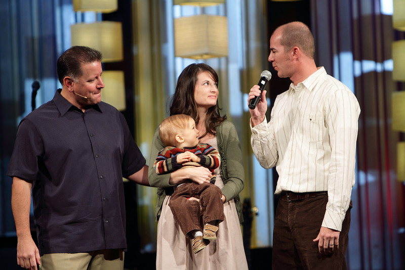 Steve & Katie Unland<br /> Noah Brian<br /> September 14. 2009