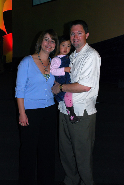 <center>Jeff & Laura Schlabach Maya Seul Kee  December 16, 2007 </center>