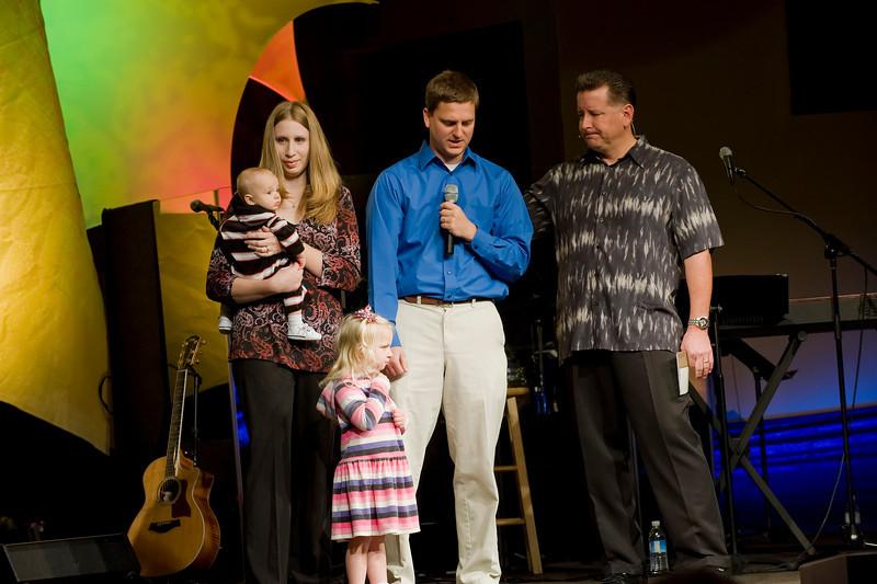 <center>Mark & Brooke Van Regenmorter Zane Alan August 15, 2009</center>