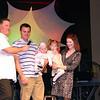 <center>Paul & Kerry Sarris Rebekah Faith June 19, 2009</center>