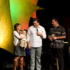 <center>Jonathan & Leslie Linstra Lucas Anthony July 3, 2009</center>