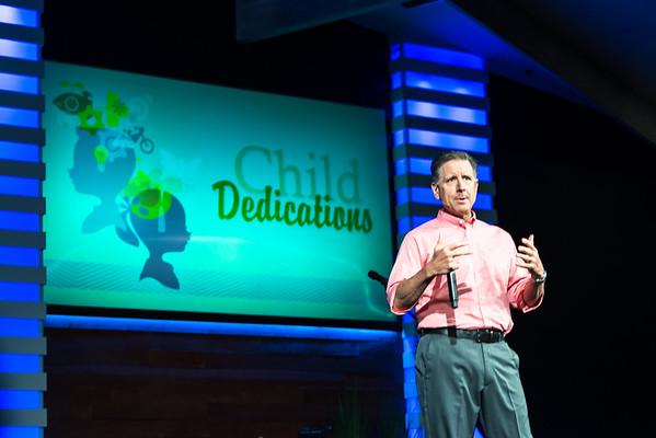 Child Dedications - June 18 9am