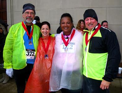 Childhod Cancer Foundation of SoCal 5K Charity Run, Redlands CA November 21, 2010