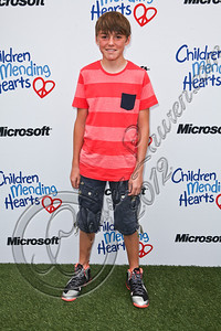PACIFIC PALISADES, CA - APRIL 22:  Actor Spencer List arrives at The Children Mending Hearts 4th annual spring benefit on April 22, 2012 in Pacific Palisades, California.  (Photo by Chelsea Lauren/Getty Images)