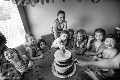 Grayson's 6th Birthday Party