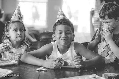 Josh turns 6!