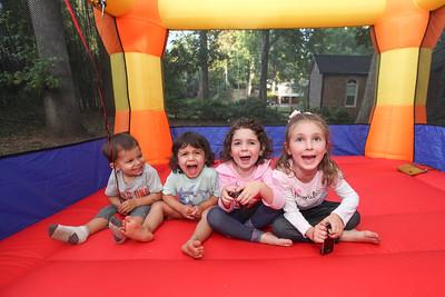 Landon's Birthday Party, Charlotte North Carolina (photos: @brandihillcom)