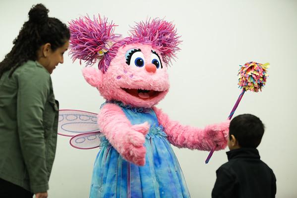 Children's Bureau Sesame Street